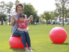 バランスボールエクササイズ Happiness park(ハピネスパーク)
