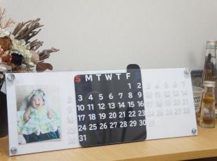 【残2組・12/2(月)開催】プチDIY体験♪ペタペタ貼るだけ♪オリジナル万年カレンダー作りに挑戦!