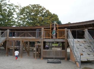 富山県岩瀬スポーツ公園