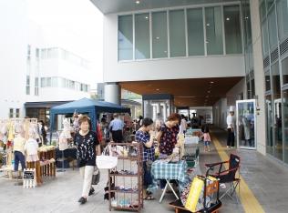 【7/29(日)開催】親子garden 2018 ~総曲輪レガートスクエア1周年記念イベント~
