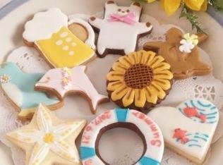 アイシングクッキーサロン Sweet Happiness