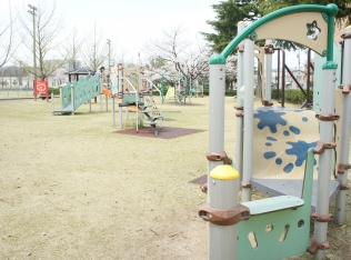 富山大学そばの球場内にある「五福公園」