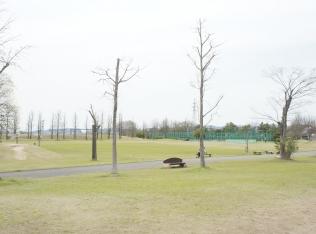 空港線沿いにある「布瀬南公園」