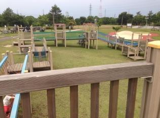 保育園が遠足場所に選ぶ公園「北代緑地」