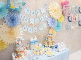 満席【3/4(水)開催】妊婦さん集まれ♡Baby Shower Party(ベビーシャワーパーティー)