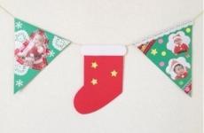【12/19開催】クリスマス♡デザートビュッフェ&ガーランド作っちゃおう会