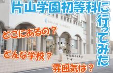 富山 私立小|『片山学園に行ってみた!』どこにある?どんな学校?