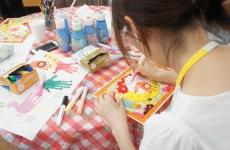 親子アーティスト!手形アートをお家に飾ろう|mamalist labo vol.8