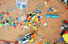 増え続けるおもちゃ…プリントの数々、どう片付ける??