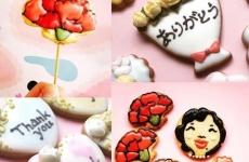 黒部で人気のアイシングクッキー屋さん「ままごころ」の5月販売スケジュール&イベント情報