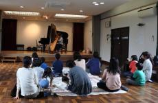 【2/1(土)開催】生の音楽に触れよう♪親子で聞ける「ハープ」の演奏会