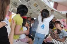 【高岡ママ注目】0歳から参加できる!!親子の「ふれあい広場」に参加しよう