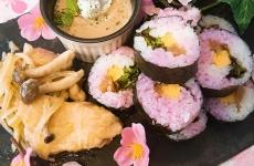 【2/25(月)mamaskyhouseにて】ひな祭りごはんにピッタリ!春の食卓を彩るお料理レッスン