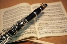 【10/13(土)開催】生の音楽に触れよう♪親子で聞ける『クラリネット』のコンサート♪