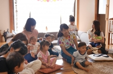 満席【3/1(木)mamasky houseにて】0歳~3歳対象「親子で楽しむ英語遊び」開催!