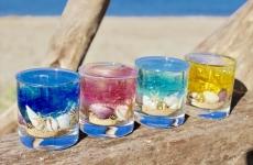 【8月開催】海色のジェルキャンドルを作ろう!親子参加OKワークショップイベント