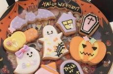 HALLOWEENクッキー、作りませんか♡