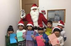 【12/22(土)開催】サンタさんがやってくる♡「エースキッズ英会話」のクリスマスパーティ!