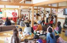満席【12/25(火)mamaskyhouseにて開催】mamasky持ち寄りクリスマスパーティ☆
