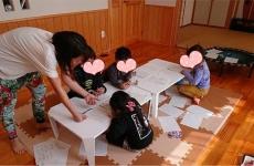 書道教室Sunroom 桜谷教室オープン