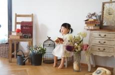 【開催レポ】年賀状撮影会&ファブリックフレーム作り inSHOEIの家