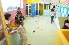 親子deキッズワークス体験&ランチ会 開催レポート