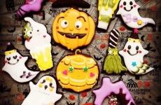 黒部で人気のアイシングクッキー屋さん「ままごころ」の10月販売スケジュール&イベント情報