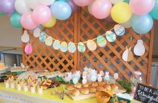 【ママサークル|ふなはしママテリア】「イースターパーティ」開催レポ