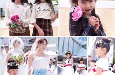 【満席→3名追加募集開始!】mamasky party 2018 キッズモデルショー出演者 募集!