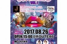 【8/26開催】音楽×ファッションの融合イベント「JUANGELO」開催