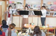 【2/5(月)mamasky houseにて開催】思い出を語ろう♪元・吹奏楽部ママ交流トーク会