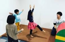【バク転したい子集まれ!】話題の学童保育&コミュニティスペース「ハレア」で無料体操教室開催♪