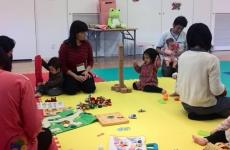 【11/9(木)mamasky houseにて】0歳~3歳対象「生演奏付き♪親子で音楽ふれあい遊び」開催!