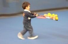 【8/12(日)開催】富山市北部方面の親子集まれ♡テニススクール「センティアウェーブ店」にて親子体験会開催