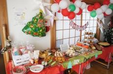 満席【12/20(金)mamasky houseにて】mamasky持ち寄りクリスマスパーティー