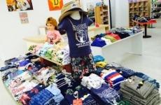【4/9(日)OPEN&SALE!!】セレクト子供服SHOP「D☆park」がグリーンモール山室内にOPEN!