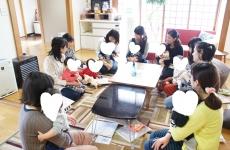 【12/12(火)mamasky houseにて開催】情報交換しよう♪富山県外出身ママ交流会