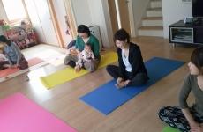 【4月開催】ママのための骨盤矯正ヨガ教室に参加しませんか?