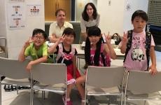 【7/28(土)】1日限りの英語サマースクール「親子レッスン」のご案内