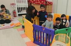 【富山|保育情報】専属保育士さん常駐で21時までOK!GW中に子どもの預け先を探しているママへ!