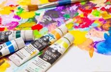 【9/19開催】あそびあいらんど「絵の具の世界であそぼう!」