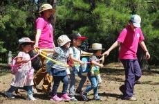 【11/2(土)開催】アルファ森の教室★幼児クラス!自然いっぱいの公園で遊んで学ぼう!