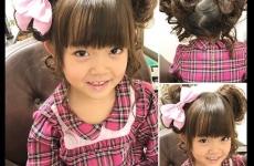 【限定プラン】我が家の姫をもっと可愛く♡ヘアアレンジ術教えます!