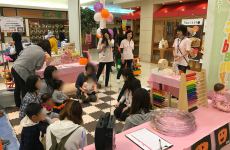 【10/27(日)開催】mamasky HALLOWEEN partyの「親子体験空間」に注目