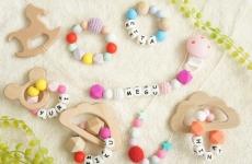 【11/25(月)mamaskyhouseにて】ベビーママの間で話題沸騰中♡「歯固めジュエリー™&おもちゃホルダー」を作ろう!