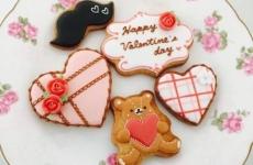 【2/13(月)開催】バレンタイン直前!アイシングクッキーレッスン