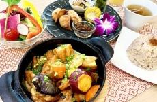 TIERRA CAFE(ティエルカフェ)9月の月替わりランチをご紹介!!
