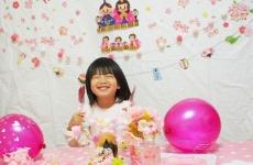 【3/23(土)開催】3月は壁掛けアートとポスターアートで撮り放題♡「ひな祭り撮影会」
