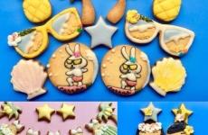黒部で人気のアイシングクッキー屋さん「ままごころ」の8月販売スケジュール&イベント情報