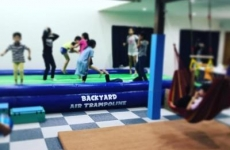 【小学生対象】またまたやります♪「バク転&体操教室」無料体験会!